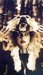 Wolfsfrau